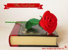 ¿Eres de Rosa o de Libro?  Bona Diada de Sant Jordi
