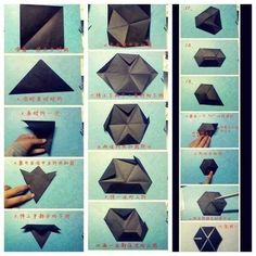 exo and origami image kpop Kpop Exo, Origami Logo, Origami Art, Geometric Origami, Kyungsoo, Chanyeol, Paper Hearts Origami, Diy Paper, Paper Crafts