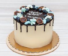 Máte rádi překvapení? Tenhle dortík vypadá z venku opravdu chutně! Ale i se stav opravdu skutečným překvapením k narozeninám. Rodiče žijící 2.500 km daleko udělali dáreček svému synovi v Poděbradech. Uvnitř dortu je voňavý medovník s jemným smetanovým krémem. Milujte se navzájem i když jste daleko!  Вы любите сюрпризы? Этот торт стал настоящим сюпризом для именинника. Родители находясь за 2500 км сделали подарок сыну в Подебрадах. Внутри ароматный медовик с нежным сливочным кремом. Чтобы…