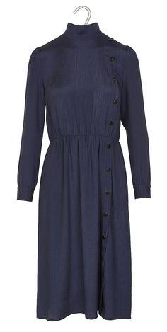 Robe longue en soie vanessa bruno