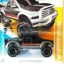 Hot Wheels 2012 New Models #40 50 #040 10 Toyota Tundra Bro Daves Racing Tampos