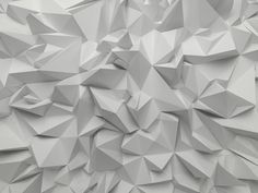 Backgrounds and fractals. by HandMadeFont , via Behance