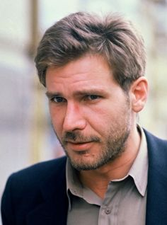 Harrison Ford - he's in it for the long game! Look at that face! God, I crushed on him so hard before that word was a verb....