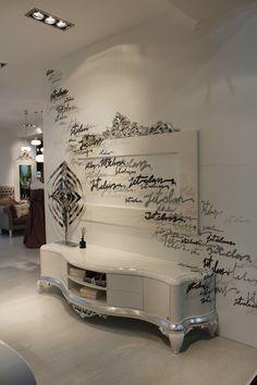 Grafitti Collection at iSaloni by Jetclass Brand , via Behance