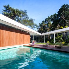 Marquise House – Tropical Paradise in Sao Paulo