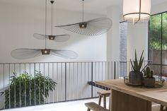 Hanglampen, Delight Yoga Den Haag. Gebouwd door Trustanbouw in opdracht van Delight