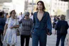 All the New York Fashion Week Street Style You Have to See F2015 | StyleCaster