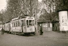 Bilderbuch Köln - Straßenbahn zur Schönhauser Straße
