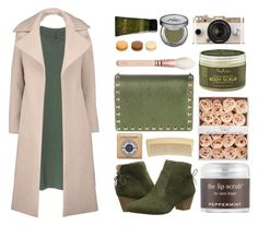 """""""Fall"""" by stevie-pumpkin ❤ liked on Polyvore featuring Gap, Boohoo, Valentino, Elie Tahari, SheaMoisture, AERIN, Urban Outfitters, Urban Decay, Sara Happ and L'Occitane"""