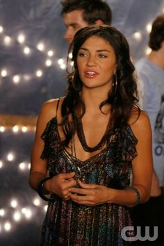 """The Freshmen""  Pictured: Jessica Szohr as Vanessa  Photo Credit: Giovanni Rufino / The CW  © 2009 The CW Network, LLC. All Rights Reserved."