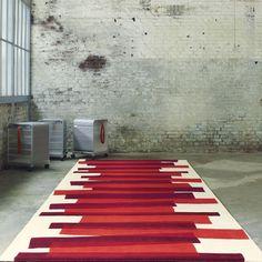 all modern tappeti | Cento idee per non rimanere con i piedi per terra: tappeti moderni.