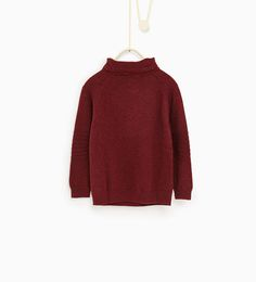 "ZARA - KINDER - Pullover ""The Hero"""