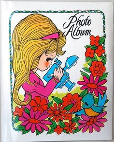 Vintage 1970's Girl Photo Album - Hong Kong | Flickr - Photo Sharing!