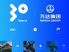 wanda 30th logo by ttya