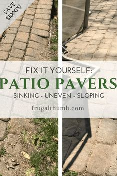 """Receive wonderful suggestions on """"patio pavers diy"""". They are accessible for you on our web site. Concrete Patios, Brick Paver Patio, Paver Walkway, Paver Sand, Walkways, Fresco, Patio Diy, Backyard Pergola, Pergola Ideas"""