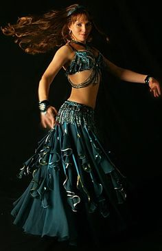 Belly dance lesbian video