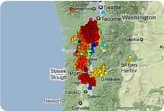 Cascadia Interactive Tremor Catalog  Aaron Wech's Cascadia tectonic tremor catalog is available at www.pnsn.org/tremor. This interactive website is updated daily and catalogs tremor epicenters from northern California to mid-Vancouver Island using regional networks and PBO data. Wech, A.G. (2010), Interactive Tremor Monitoring, Seis. Res. Lett., 81:4, 664-669, 2010.