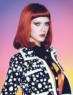 Katy Perry plays with multiple personalities for Wonderland Magazine