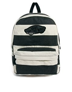 Vans Realm Stripe Backpack