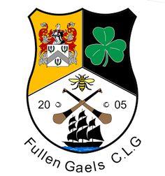 Fullen Gaels, Manchester - GAA club crest Crests, Manchester, Club, Family Crest