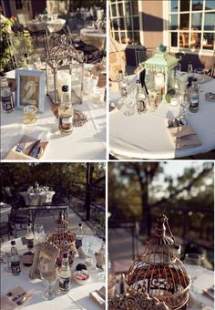 Ruffled® | See ads - Vintage/Rustic Table Centerpieces - Decor