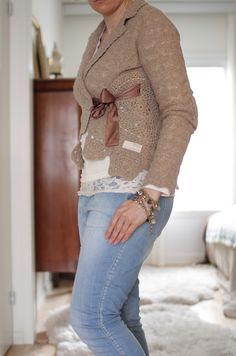 Odd Molly Fedden knit jacket