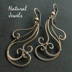 Earrings by Mandi
