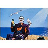 #USAshopping #10: Jack Nicholson as the Joker from Batman Sitting on the Beach with Seagulls 8 x 10 Photo