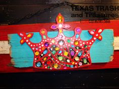 TEXAS TRASH & TREASURES 423-502-1374 - Our Stuff crown