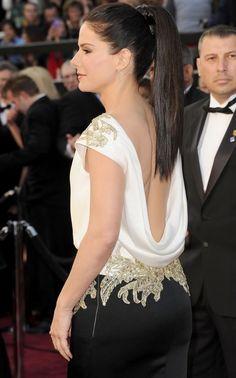 Sandra Bullock - Oscar 2012