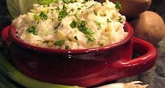 Irish Colcannon with Spring Onions and Leeks - This recipe was created by Angela Spengler of Clovis, NM and received an Honorable Mention in the IPC's 2010 Watching Waistlines and Wallets Recipe Contest. Potato Nutrition, Cottage Cheese Nutrition, Food Nutrition, Nutrition Education, Best Potato Recipes, Leek Recipes, Irish Recipes, Favorite Recipes, Irish Potatoes