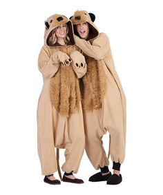 Take a look at this Brown Micah the Meerkat Dress-Up Outfit - Adults by RG Costumes on today!  sc 1 st  Pinterest : horse costume two person  - Germanpascual.Com