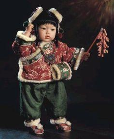 Qian Ni a girl from China, by Adora 2008