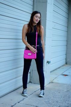 The Style Record: A Bold Pink Statement