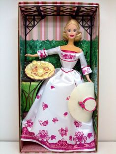 Collector's Edition Barbie Victorian Tea Caucasian MIB