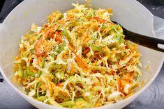Lchf, Keto, Fall Dinner, Swedish Recipes, Coleslaw, Salads, Food And Drink, Veggies, Ethnic Recipes
