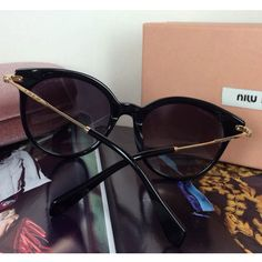 Miu Miu sunglasses retro fashion style – CHICS – Beautiful Handbags & Accessories