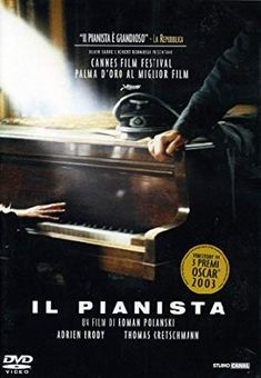 Il pianista Film Watch, Ibs, Cannes, Music Instruments, Piano Man, Musical Instruments