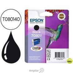 INK-JET EPSON STYLUS PHOTO R265/R360 RX560 NEGRO