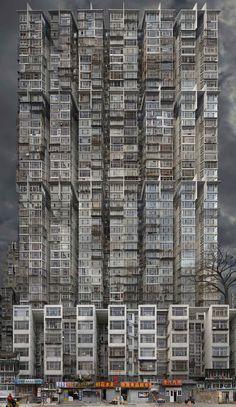 Jean-Francois Rauzier - Untitled