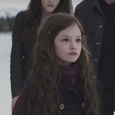 Breaking Dawn part 2 ~ Jacob and Renesmee | Twilight Saga ...