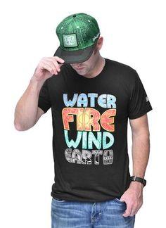 Mens Elements Bamboo Tshirt
