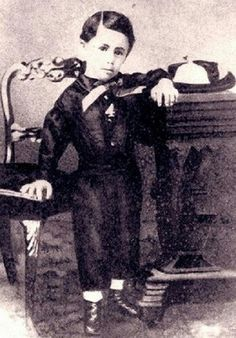 Prince Albert Kamehameha, formallyAlbert Edward Kauikeaouli Kaleiopapa a Kamehameha(May 20, 1858 – August 27, 1862), was the only son of Kamehameha IVandQueen Emma, who during his short life was the Crown Prince of theKingdom of Hawai'i. He was the godson ofQueen Victoria.