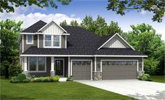 St. Croix D elevation in Quail Creek. Is this your #dreamhome ?