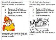 Quizkaarten Sinterklaas voor midden- en bovenbouw over Sinterklaas. Uitprinten op stevig papier