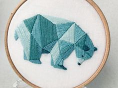 Newest Totally Free simple Embroidery Patterns Strategies So you have acquired all the primary of appears, utilized online sewing lessons in addition to give adornment Embroidery Stitches Tutorial, Hand Embroidery Stitches, Crewel Embroidery, Embroidery Hoop Art, Hand Embroidery Designs, Cross Stitch Embroidery, Machine Embroidery, Embroidery Ideas, Geometric Embroidery