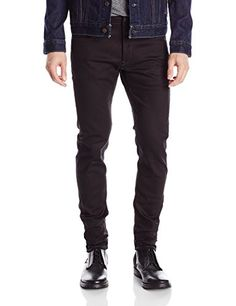 G-Star Raw Men's 3301 Slim Fit Pant In Black Edington Stretch Denim Raw, Raw, 28x30 G-Star Raw http://www.amazon.com/dp/B014Z6MU2K/ref=cm_sw_r_pi_dp_OxpSwb1P9GF9K