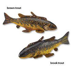 Fish decoys