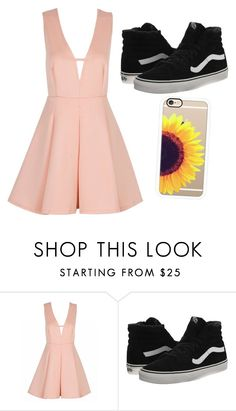 """""""Bea miller inspired"""" by sunshine1877 ❤ liked on Polyvore featuring Vans and Casetify"""