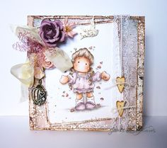 Jane's Lovely Cards : Magnolia